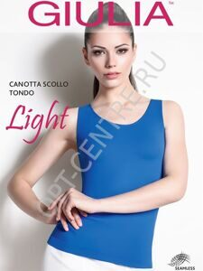 Canotta Scollo Tondo Light