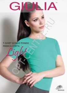 T-Shirt Scollo Tondo M.Corta Light